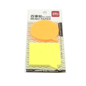 Pack de 240 Post-its Bulles Colorées