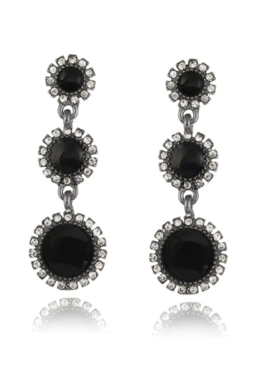 Black-Crystal-Long-Drop-Earrings-online-budget-online-shopping-in-india