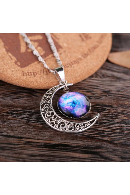Galaxy-Cabochon-Necklace-online-free-shipping-in-india