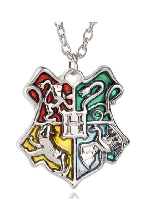 Silver-Harry-Potter-School-Badge-Necklace-online-budget-shopping-online-in-india