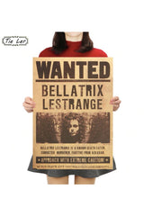 Wanted-Bellatrix-Lestrange-Poster-online-budget-shopping-online-india