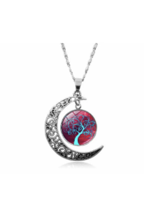 buy-tree-Cabochon-Necklace-online-artificial-jewellery-online-budget-shopping-online-in-india