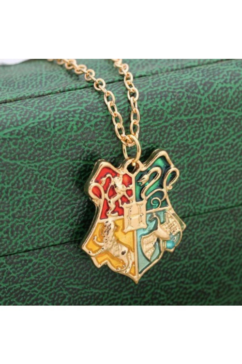 gold-Harry-Potter-School-Badge-Necklace-online-budget-shopping-online-in-india