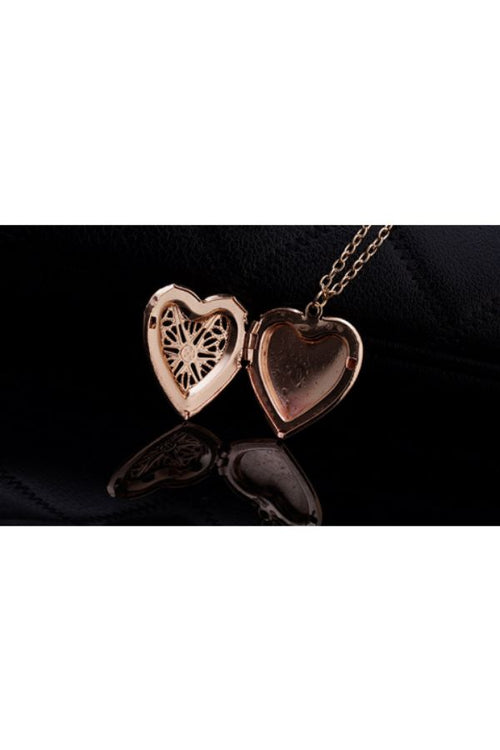 gold-Hollow-Heart-Pendant-Necklace-online-budget-shopping-online-in-india