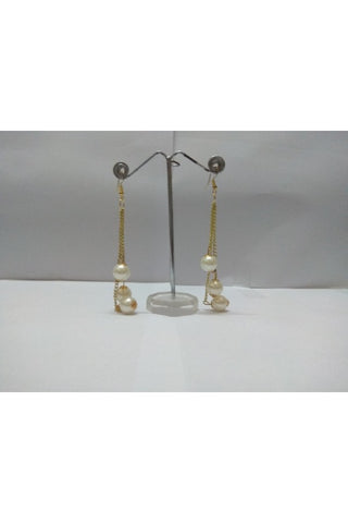 Bronze Plated Eiffel Tower Earrings