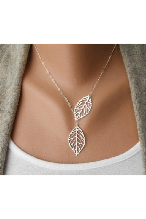 silver-leaf-design-collarbone-necklace-rs-199-online-shopping-online-free-shipping-in-india