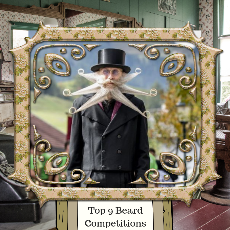 Top 9 Beard Competitions
