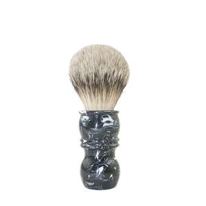 Black 22mm Silvertip Badger Brush