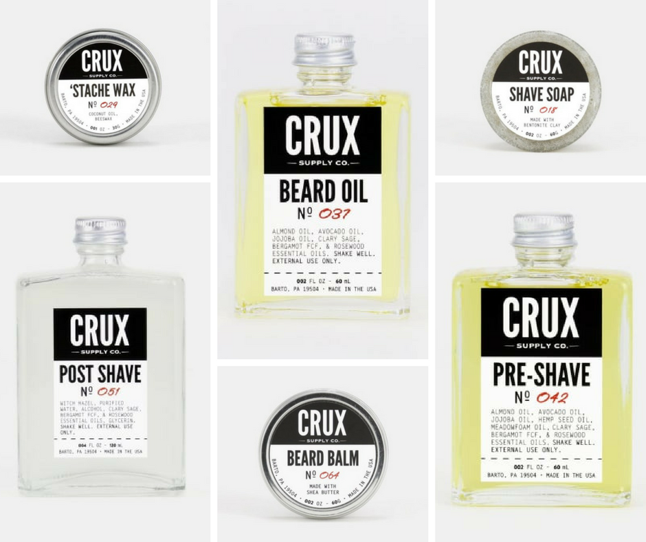 Crux Beard Balm No. 64