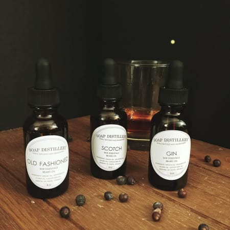 SD Beard Oil