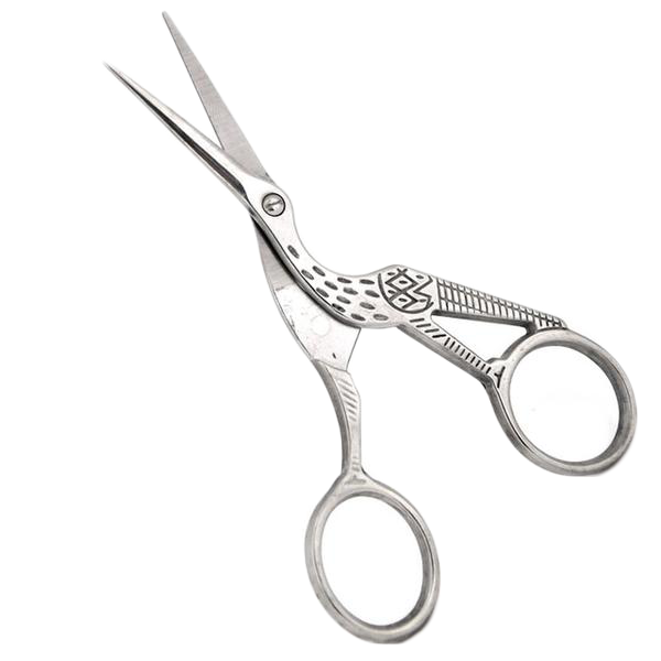 Beard Pal Silver Beard Scissors