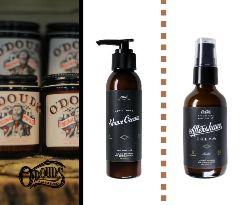 Cedar & Citrus Aftershave