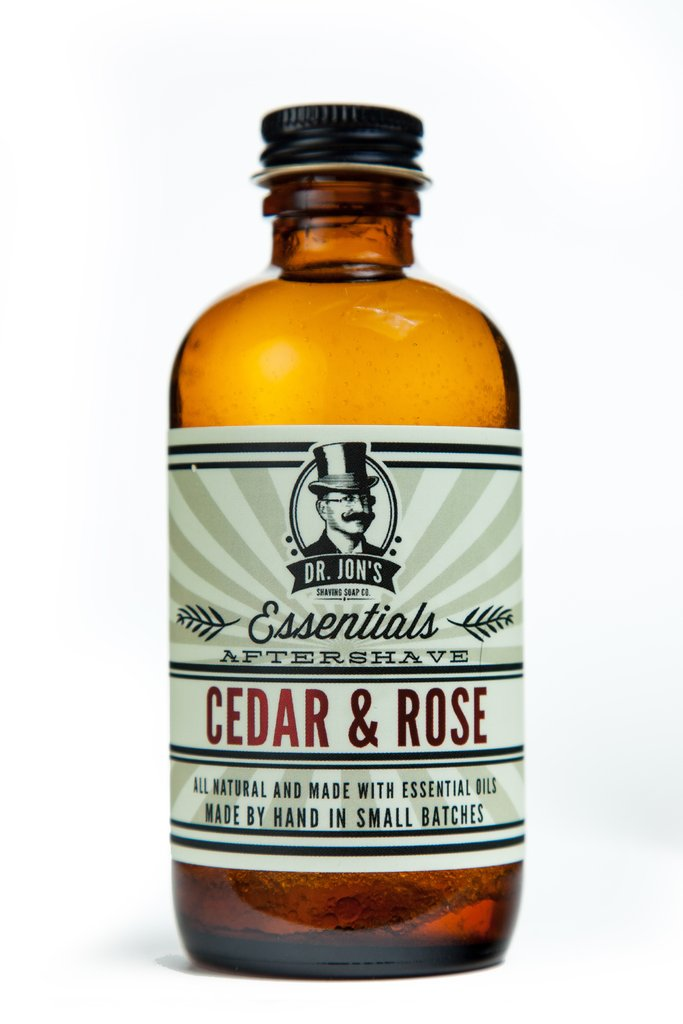 Cedar & Rose Aftershave