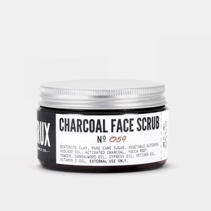 Charcoal Face Scrub #59