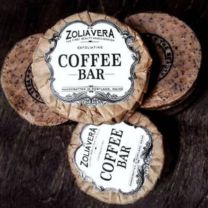 Coffee Bar Face Soap