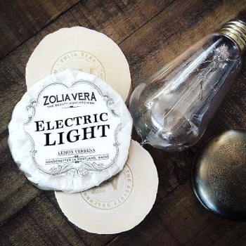 Electric Light Face & Body Soap