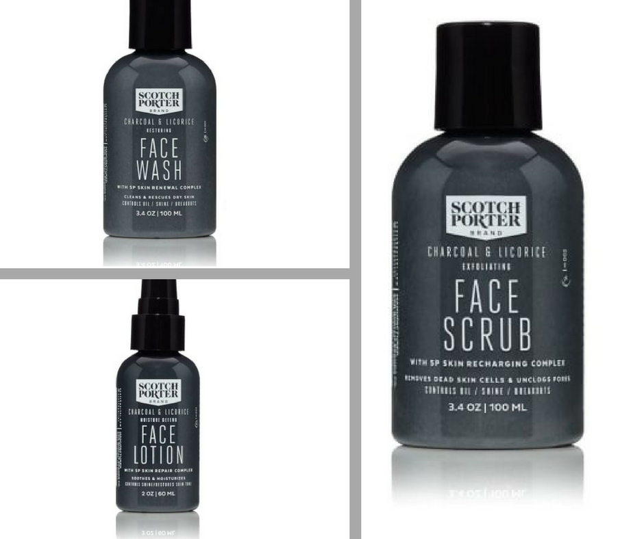 Charcoal & Licorice Face Lotion