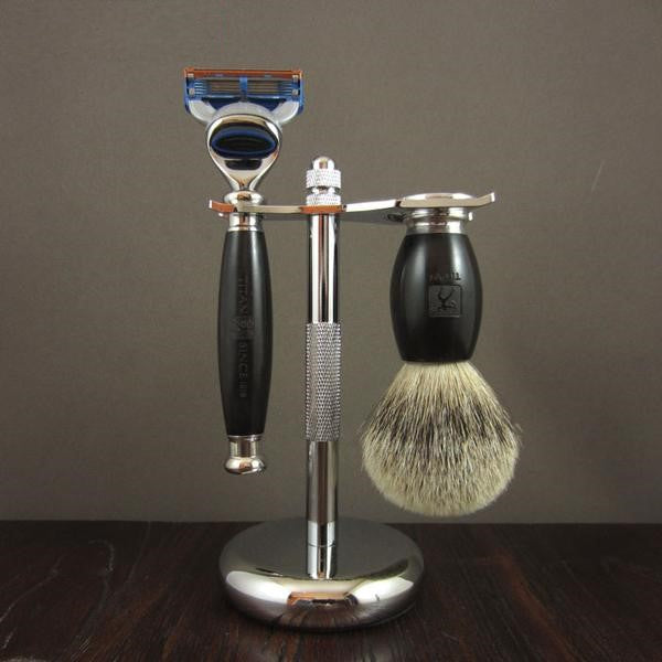 The Greer Cartridge Razor Set
