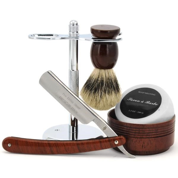 The Lumberjack Shaving Set