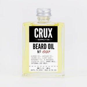 Crux Beard Oil No. 31