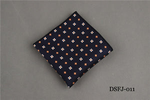 Daisy Pocket Square