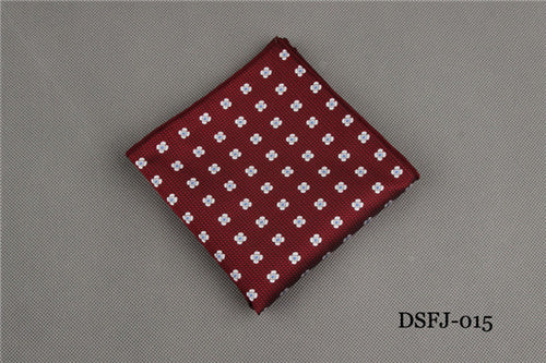 X-Pattern Pocket Square