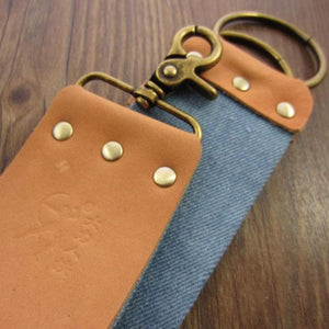 Luxe 2-Layer Sharpening Strop