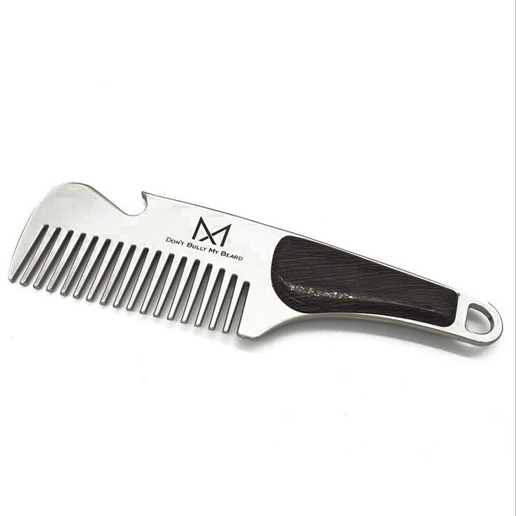 Deluxe Handle Beard Comb
