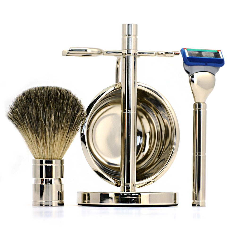 The McKenna Cartridge Razor