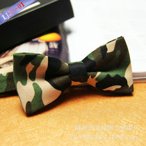 Dressy Pattern Bow Ties