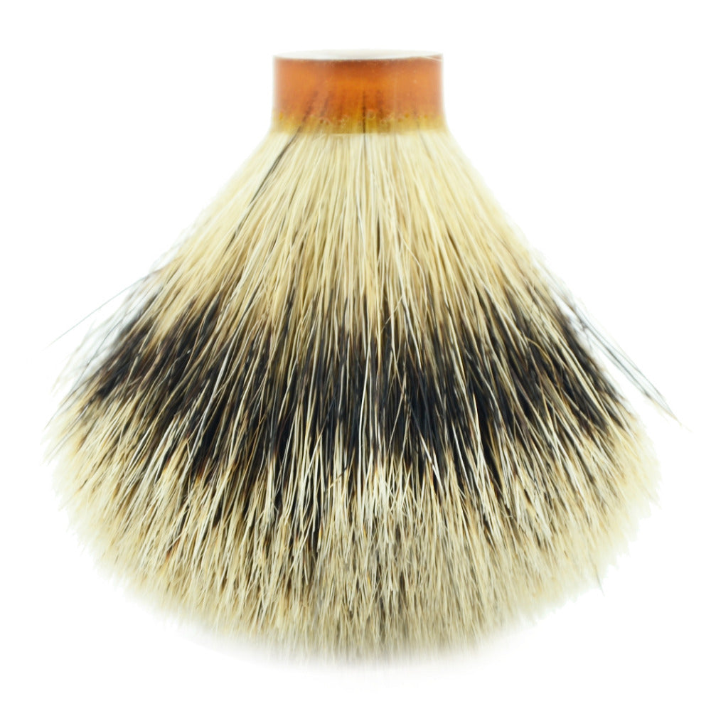 18mm Silvertip Badger Hair Brush Knot