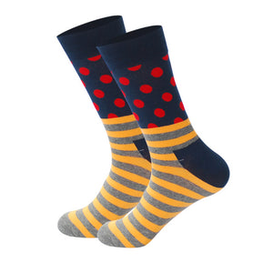 Dot & Stripe Socks