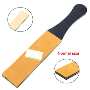 Leather Strop Paddle