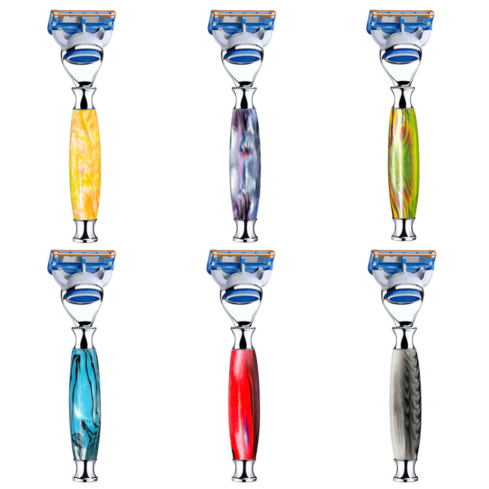 Swirl Cartridge Razor (6 Options)