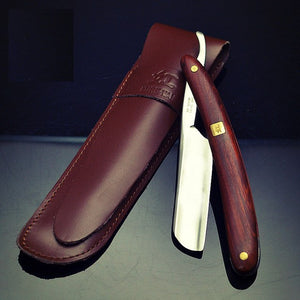 The Royal Rosewood Straight Razor