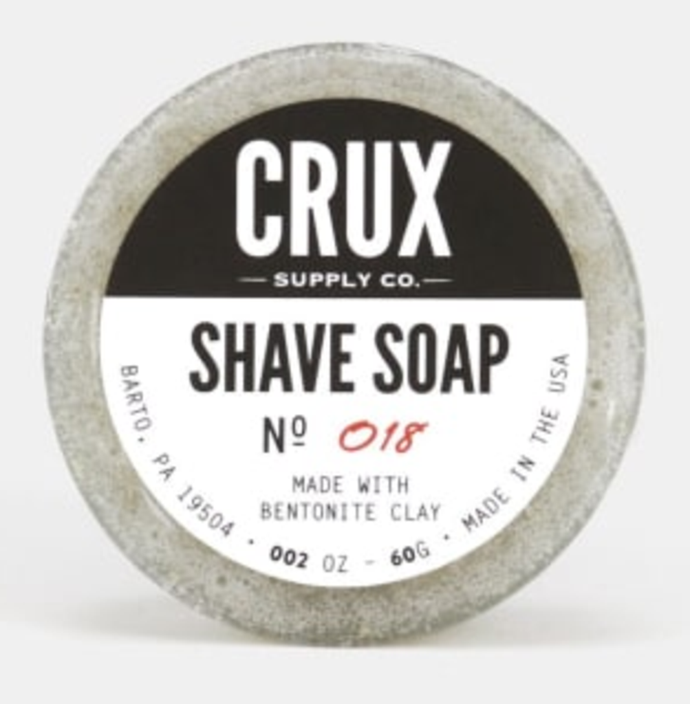 Crux Shaving Soap No. 18