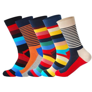 Paragraph Stripe Socks