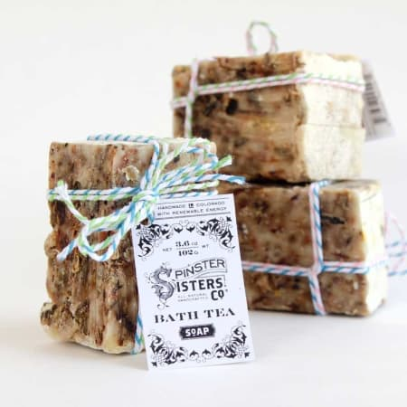 Bath Tea Body Soap