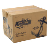 12991 | Glove, Anchor Vinyl, LP, Small, 100/Box - 10 Box/Case Case Front