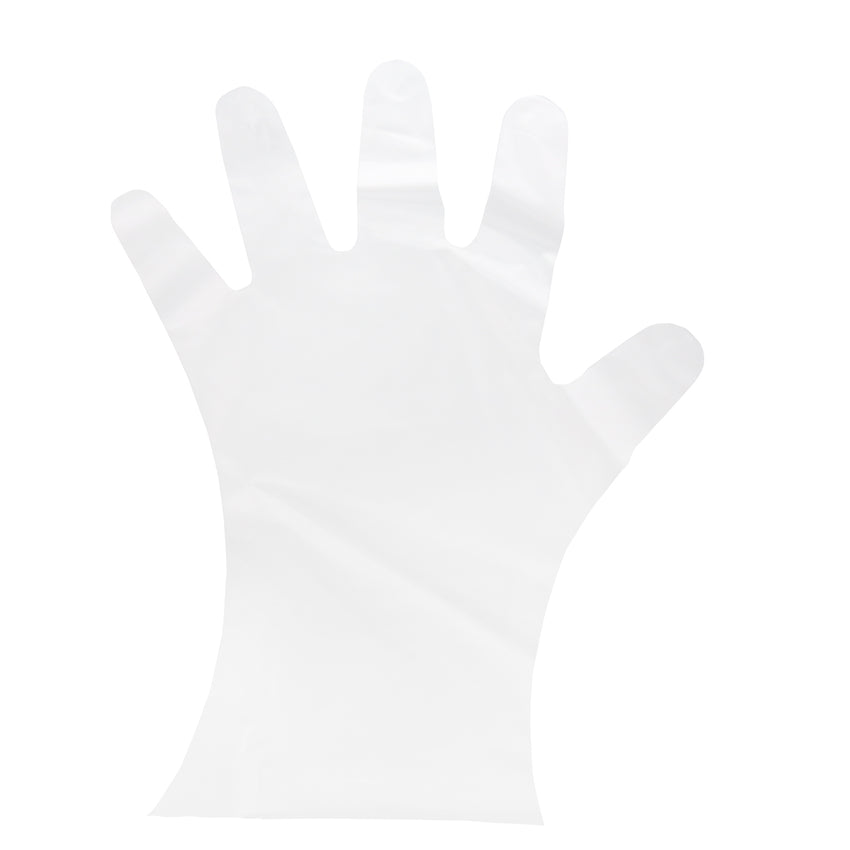 26991 | Glove, Polycast, Textured, PF, Small, 100/Box - 10 Box/Case Glove Flat