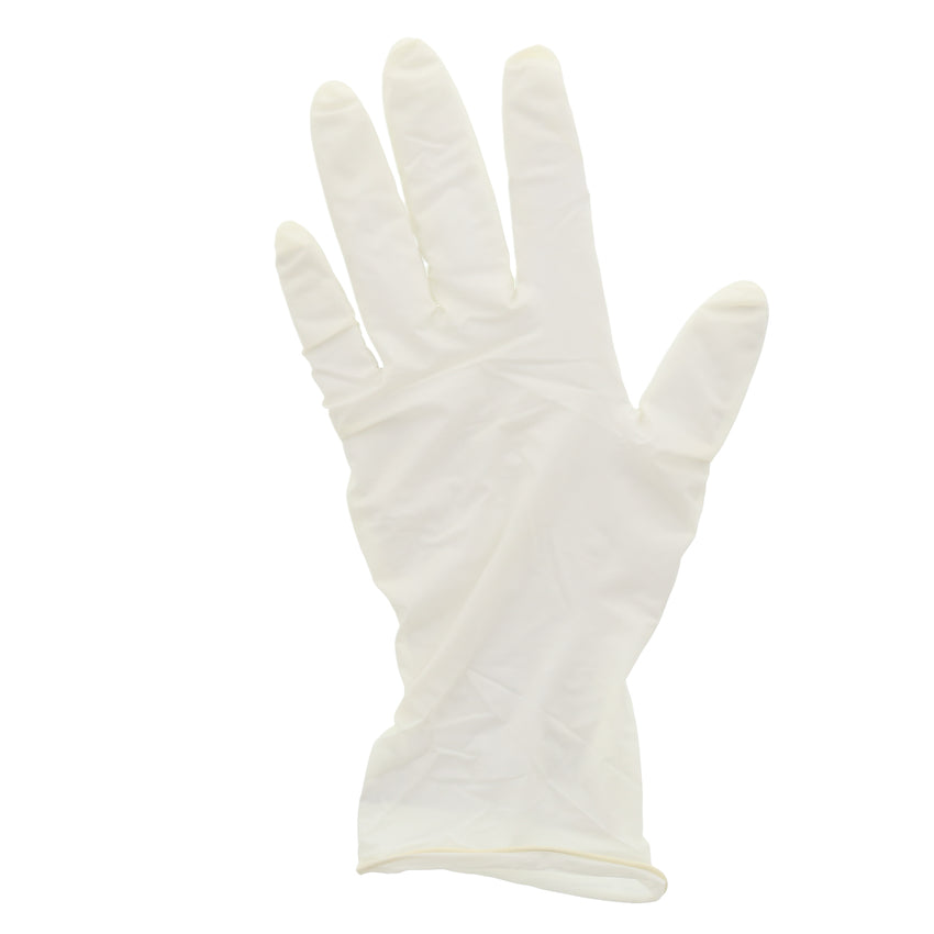 27991 | Glove, Edge Latex, PF, Small, 100/Box - 10 Box/Case Glove Flat
