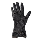 28991 | Glove, Bandit Black Vinyl, PF, Small, 100/Box - 10 Box/Case Glove Flat