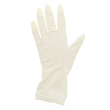 3000 | Glove, Exam Grade, Ultra Flex Latex, PF, X-Small, 100/Box - 10 Box/Case Glove Flat