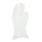 5501 | Glove, Exam Grade, Edge Vinyl, PF, Small, 100/Box - 10 Box/Case Glove Flat