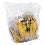 5991 | Glove, Household, Neptune Yellow, Flock Lined, PF, Small, 10 pack/12 pairs Inner Standing
