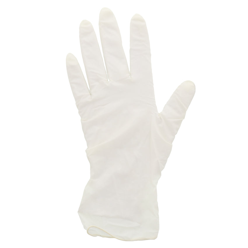 6991 | Glove, Apollo Latex, PF, Small, 100/Box - 10 Box/Case Glove Flat