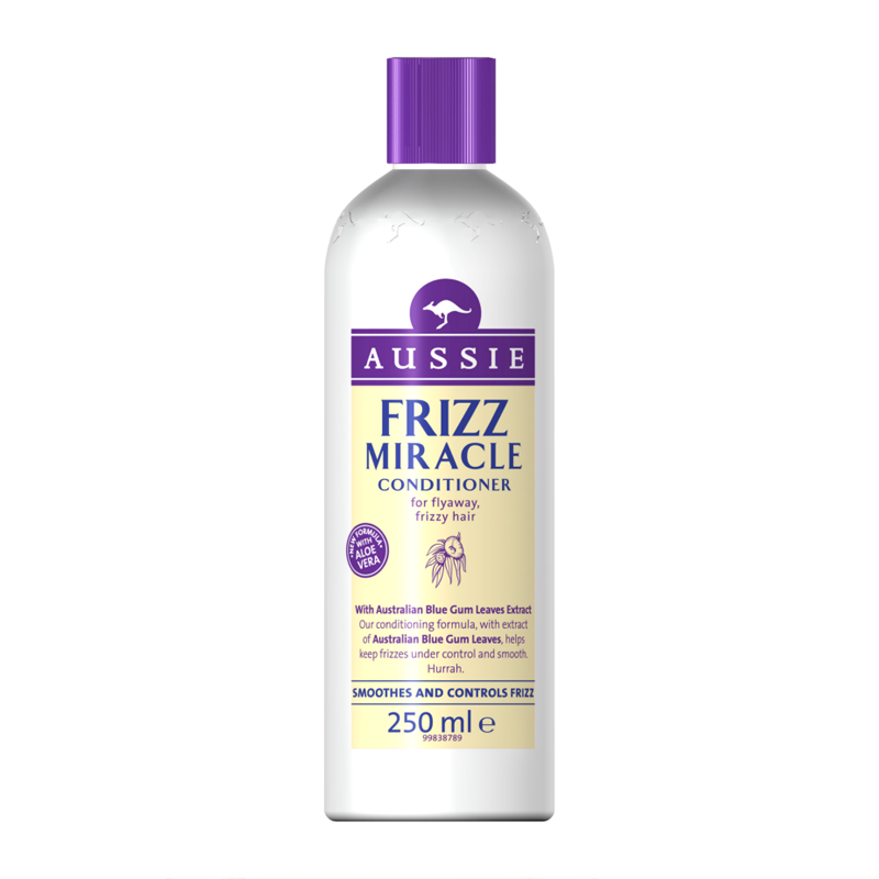 AUSSIE - condicionador Frizz Miracle 250 ml