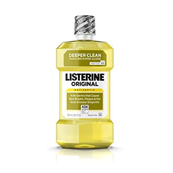 LISTERINE - elixir bucal Original 250ml