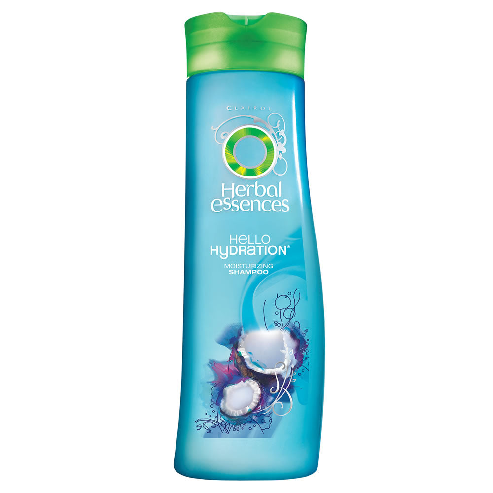 HERBAL ESSENCES - champô Hello Hydration 400ml