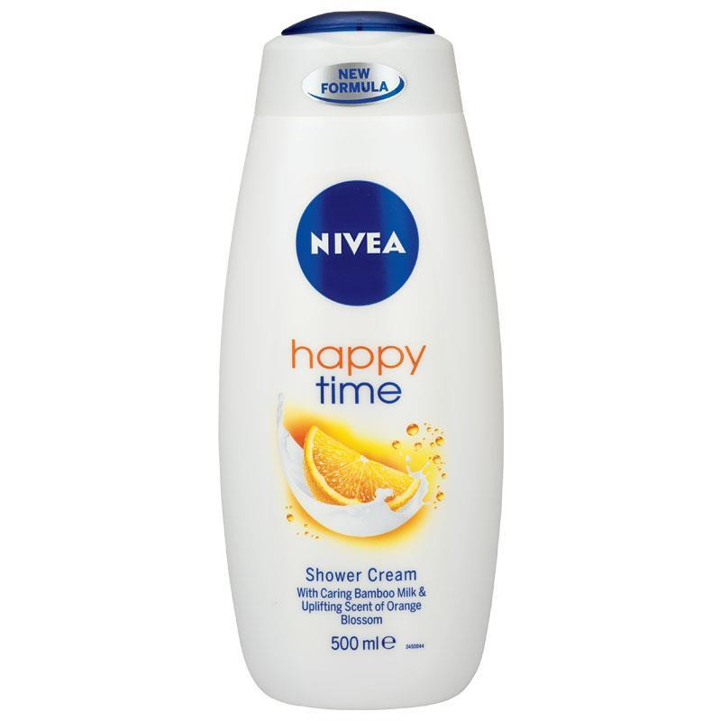 NIVEA - gel de banho Indulgent Moisture Orange 500ml